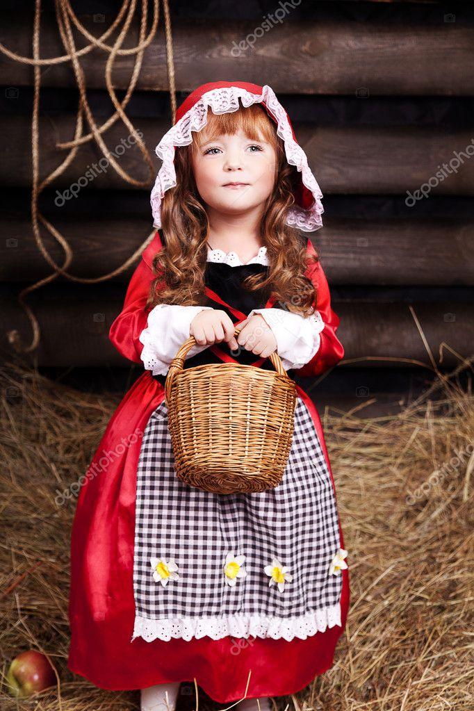 Kleine rode paardrijden kap stockfoto olenakucher 8640118 - Kleine kap ...