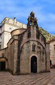 Kotor. Church of St. Luke. — Stock Photo