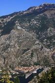 Montenegro. Kotor. Old city. — Stock Photo