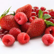 Mixed berries - Stock Photo