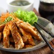 Teriyaki Chicken - Stock Photo