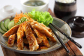 Teriyaki Chicken — Stockfoto