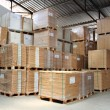 Stock Warehouse — Stock Photo