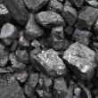 Coal background - Stock Photo