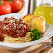 Spaghetti — Stock Photo #9210585