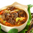 Mutton in Sweet and Spicy Soy Sauce — Stock Photo #9260065