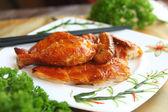 Asian Food Crispy Chicken — Stock Photo