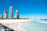 Miami beach, florida, verenigde staten — Stockfoto