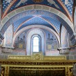 Crypt of cathedral in Pecs — Stockfoto
