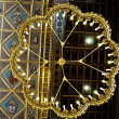 Chandelier in the chatedral of Pecs — Stock Photo #8665273