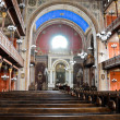 Inside synagogue of Pecs — ストック写真 #8665321