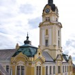 City hall of Pecs, Hungary — Stockfoto