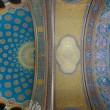 Stock Photo: Votive church detailed ceiling
