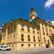 Side view of the town hall - Stock Photo