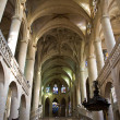 Nave of Etienne cathedral — Stock Photo