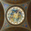 Stock Photo: Dome of votive church