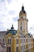 City hall of Pecs, Hungary — Stock Photo