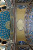 奉納教会詳細な天井 — ストック写真