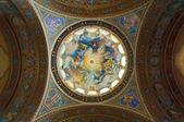 Dome of the votive church — Stock Photo