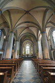 Altar view of the Dom — Stock Photo