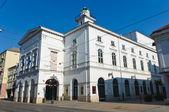 National theatre of Miskolc — Stock Photo