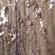Stock Photo: Wood resin droplets