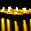 Light candles — Stock Photo #8865972