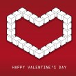 Royalty-Free Stock Imagen vectorial: Happy Valentine\'s Day
