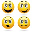 SMILEY — Stock Vector
