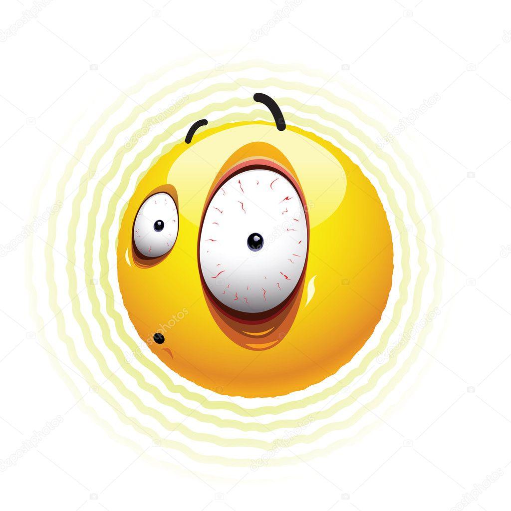 Illustration Panic Emoticon Pics Stock Photos All Sites