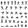 Royalty-Free Stock Imagen vectorial: Pictograms
