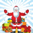 Royalty-Free Stock Vector Image: Santa Clause