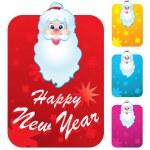 Santa Clause — Stock Vector #8968396