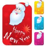 Santa Clause — Stock Vector #8968407