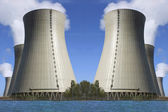 Nuclear — Stock Photo