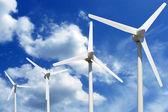 Projet de parc éolien — Photo