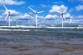 Offshore wind — Stock Photo