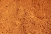 Texture red earth — Stock Photo