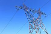 电力塔 — 图库照片