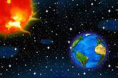 Astronomi — Stockfoto