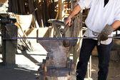 Blacksmith — Foto Stock