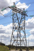 Electric Pylon — Stockfoto