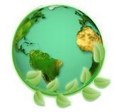 ökologie in der welt — Stockfoto