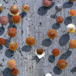 Rusty thumbtacks — Stock Photo #9301402