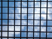 Sky and bars — Stock Photo