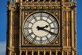 Big Ben close-up — Stock Photo