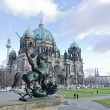 Berliner Dom or Cathedral — Stock Photo