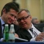 ������, ������: Andrey Kostin and Grigory Beryozkin