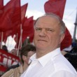 Stock Photo: Gennady Zyuganov, leader of CPRF