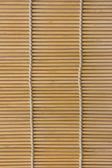 Bamboo mat — Stock Photo